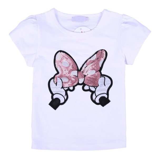 T-Shirt Minnie Bow
