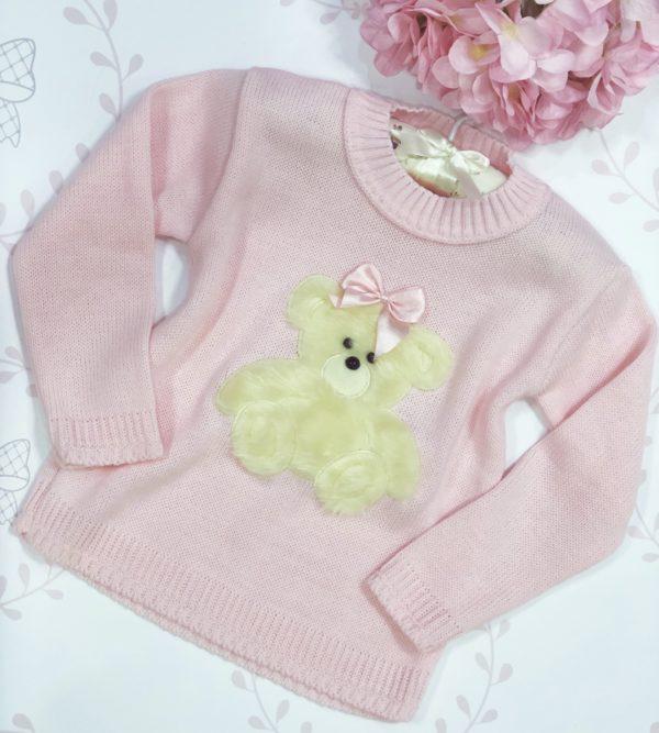trico ursinho